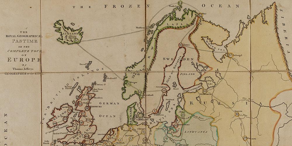 Jefferys v Bowles (1770)